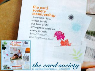 Cardsociety