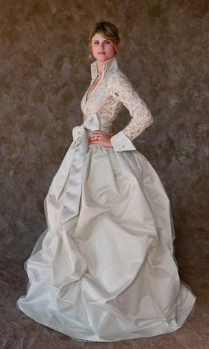 Stop Back By Later Today For A Second Designer We Heart Who Offers Cure To The Common Wedding Dress