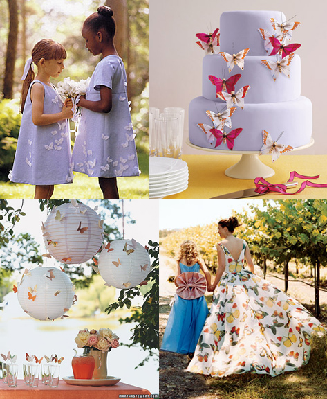 Butterfly Centerpieces, Butterfly Centerpieces Pictures