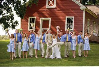 Photo Credits 1 Linda Harriett 2 Red Barn Photography 3 Grey Likes Weddings 4 Style Me Pretty