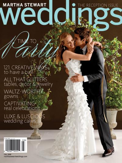 Exclusive Peek Inside Martha Stewart Weddings Fall 2013