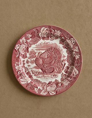 Red-plate-1108-de