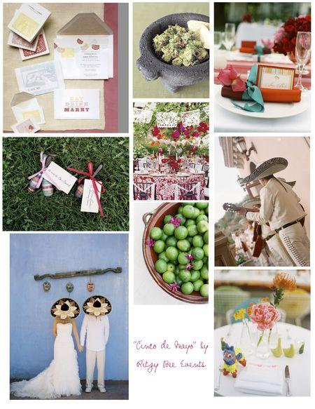 a cinco de mayo wedding - Ritzy Bee Blog