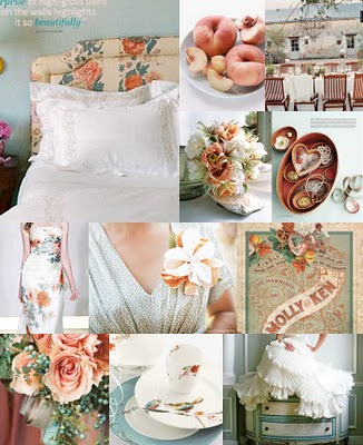 473-antique-peach-and-blue-wedding-colors-vintage-floral-prints