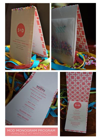 be sure to also visit the diy program how to page to see how you can create your own wedding program template complete with fun tutorial videos