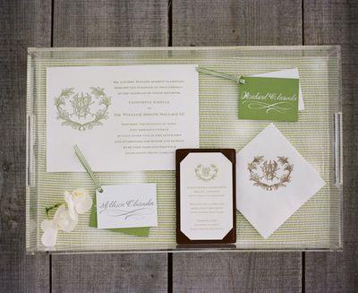 Southern-weddings-preppy-invitation-suite