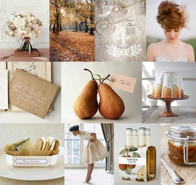 Autumn-wedding-pear-theme