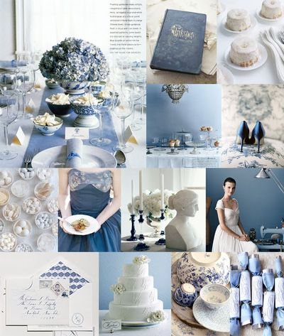 Blue-hydrangea-wedding