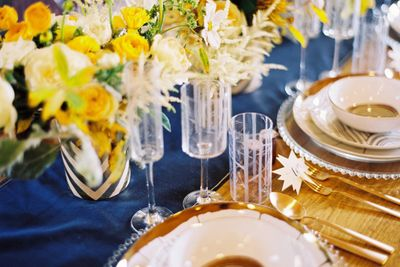 Yellow-wedding-centerpiece-ideas