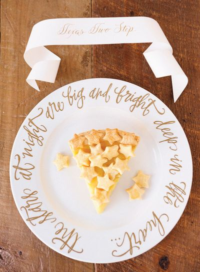 Southern-wedding-texas-two-step-pie