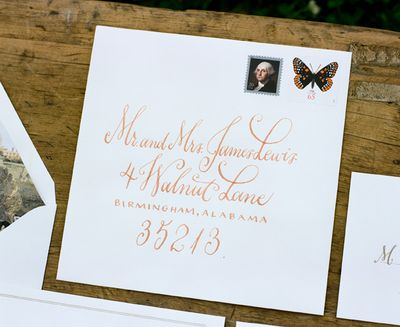 Southern-wedding-modern-calligraphy