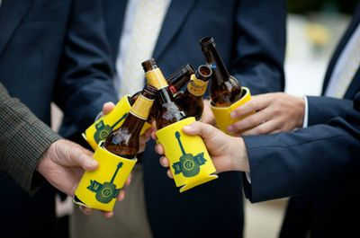 Koozie_custom_wedding_design