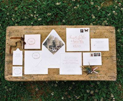 Southern-wedding-rustic-invitation-suite