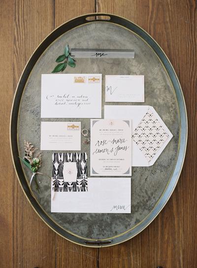 Modern-calligraphy-wedding-invitations