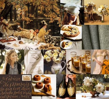 Elegant-fall-picnic-wedding